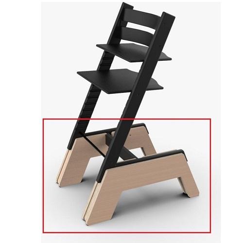 BoosterMe-stoelverhoger voor de Trip Trap kinderstoel